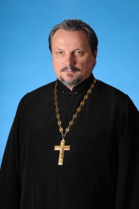 Archpriest Yuri Maev, Rector